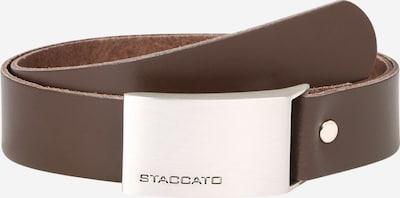 STACCATO Ceinture en marron, Vue avec produit