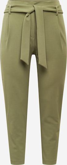 ONLY Carmakoma Pantalon à pince 'Carolinus' en olive, Vue avec produit