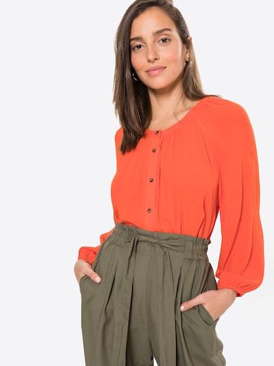 ESPRIT Halenka - oranžově červená, Model/ka