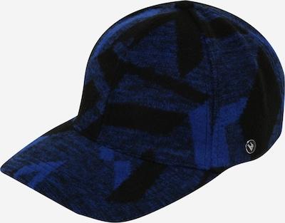 BRUNO BANANI Cap in navy / blaumeliert / schwarz, Produktansicht