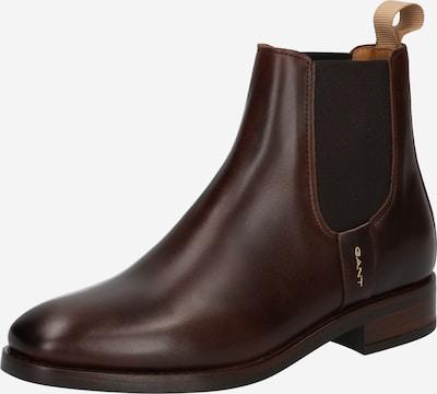GANT Botas Chelsea 'Fayy' en marrón oscuro, Vista del producto