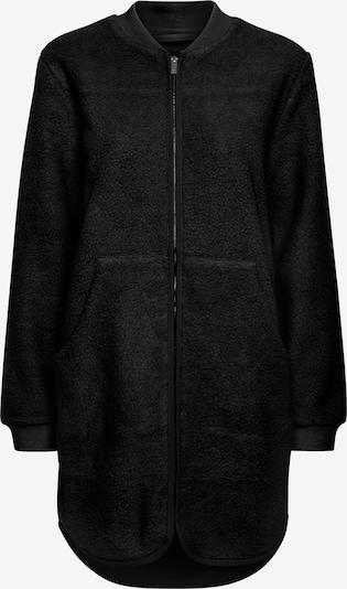 Fransa Plüschjacke 'FRCAHALE 1' in schwarz, Produktansicht