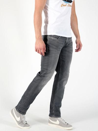 Miracle of Denim Jeans in grau, Modelansicht
