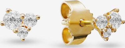 CHRIST Ohrringe in goldgelb, Produktansicht