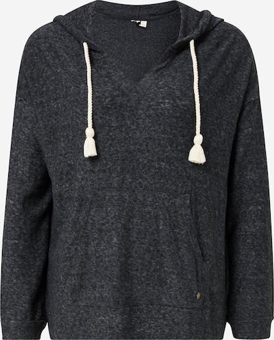 ROXY Sweat-shirt 'LOVELY LIFE' en anthracite, Vue avec produit