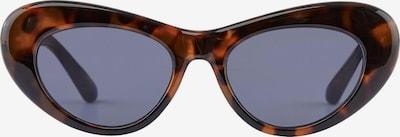 PIECES Sunčane naočale 'Tilda' u smeđa / crna, Pregled proizvoda