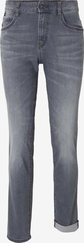 TOM TAILOR Jeans 'Josh' in Grau