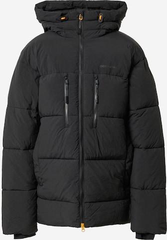 Didriksons Outdoor Jacket 'HILMER' in Black