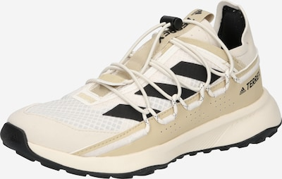 ADIDAS PERFORMANCE Low shoe 'Terrex Voyager 21' in Beige / Black / White, Item view