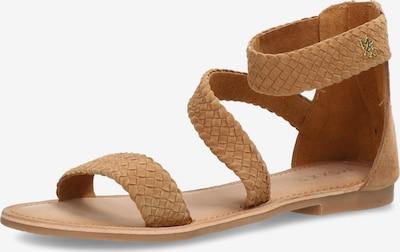 MEXX Sandale 'EDA' in braun, Produktansicht
