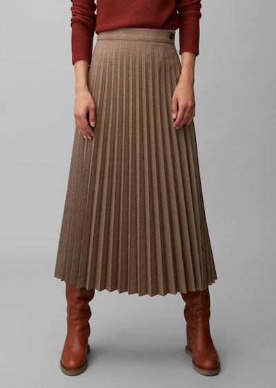 Marc O'Polo Suknja u smeđa, Prikaz modela