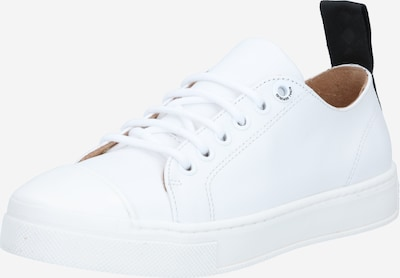 ROYAL REPUBLIQ Sneakers low 'Court' in Black / White, Item view
