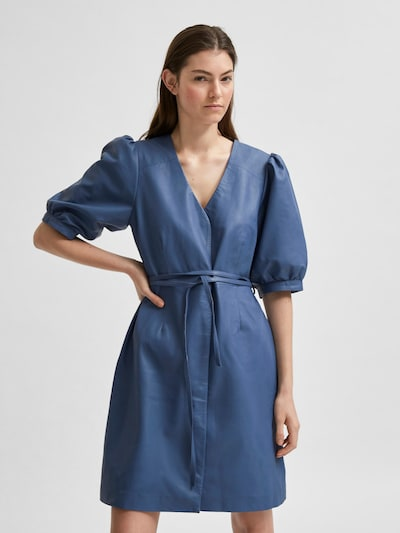SELECTED FEMME Šaty 'Minella' - královská modrá, Model/ka