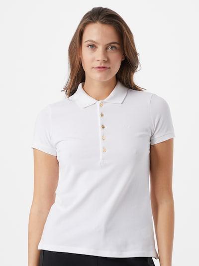 Lauren Ralph Lauren Majica 'KIEWICK' u bijela: Prednji pogled