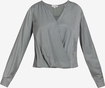 usha WHITE LABEL Bluse in taubenblau, Produktansicht