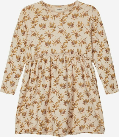 NAME IT Kleid in beige / karamell / hellbraun, Produktansicht