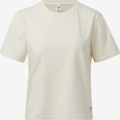 Reebok Classic T-Shirt in naturweiß, Produktansicht