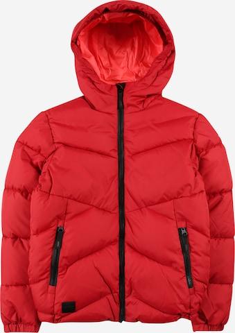 ICEPEAK Jacke in Rot