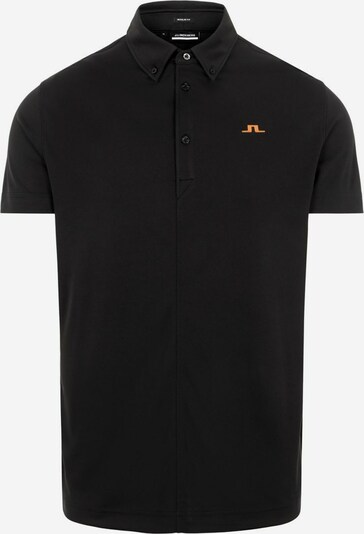 J.Lindeberg Functioneel shirt in de kleur Zwart, Productweergave