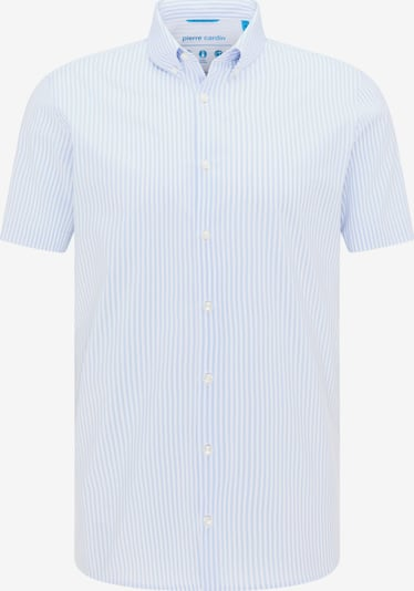 PIERRE CARDIN Overhemd 'Clima Control' in de kleur Lichtblauw, Productweergave