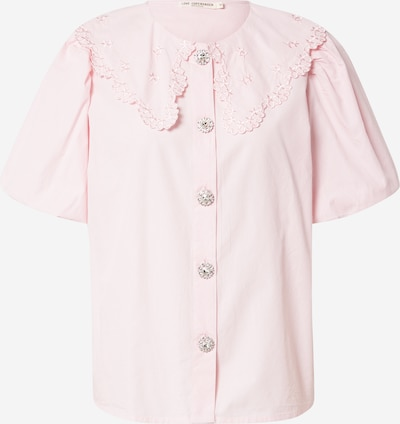 Love Copenhagen Bluse 'Pinka' in rosa, Produktansicht