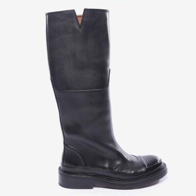 Agnona Stiefel in 38,5 in schwarz, Produktansicht