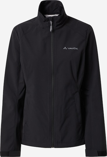 VAUDE Jacke in grau / schwarz, Produktansicht