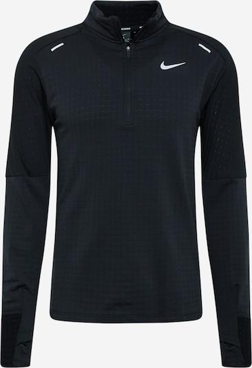 NIKE Camiseta funcional 'Sphere' en negro / blanco, Vista del producto