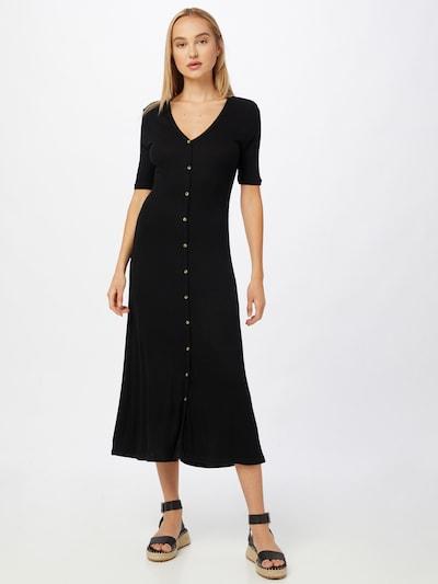 Rochie tip bluză 'Norma' Soft Rebels pe negru, Vizualizare model