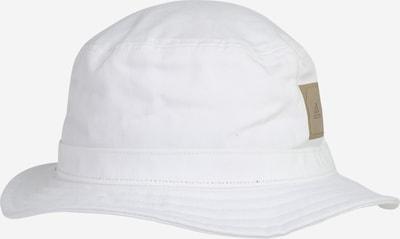 adidas Golf Chapeaux de sports en blanc, Vue avec produit