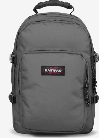 EASTPAK Rucksack 'Provider' in grau / rot / schwarz, Produktansicht
