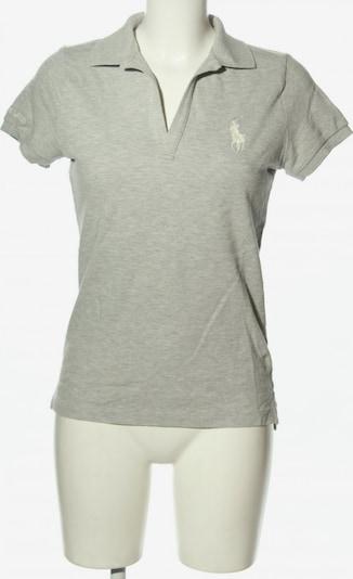 RALPH LAUREN Polo-Shirt in S in hellgrau, Produktansicht