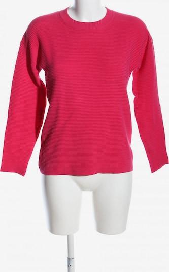ESPRIT Rundhalspullover in S in pink, Produktansicht