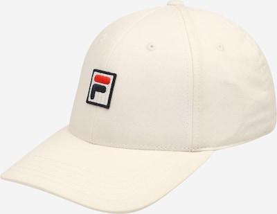 FILA Cap in marine / rot / weiß, Produktansicht
