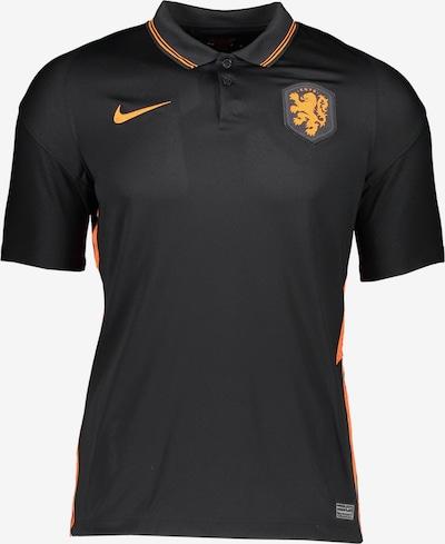 NIKE Tricot 'Netherlands 2020 Stadium Away' in de kleur Sinaasappel / Zwart, Productweergave