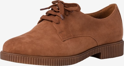 TAMARIS Lace-Up Shoes in Chamois, Item view