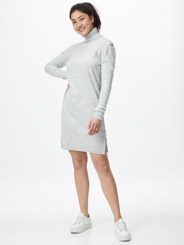 DeFacto Kootud kleit 'Balıkçı', värv hall