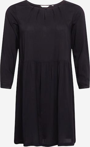 MY TRUE ME Shirt Dress in Black