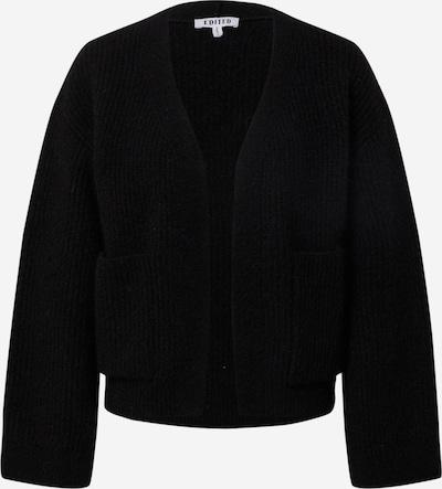 EDITED Knit Cardigan 'Henriette' in Black, Item view