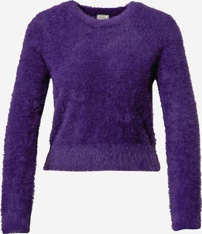 Pimkie Pull-over 'WSACRE' en violet foncé, Vue avec produit
