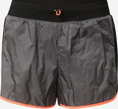Pantaloni sportivi 'LAUNCH' PUMA di colore grigio scuro / salmone / nero, Visualizzazione prodotti