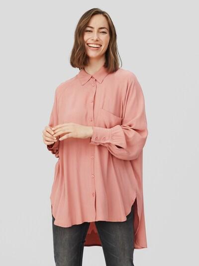 Masai Bluse in pink / rosa, Modelansicht