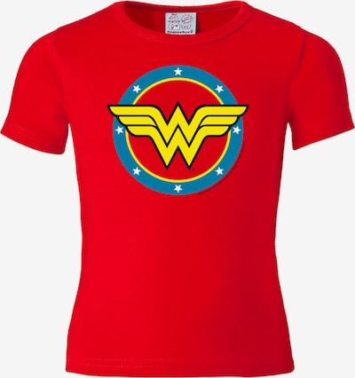 LOGOSHIRT T-Shirt in mischfarben / rot, Produktansicht