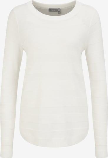 Fransa Pullover 'FRLETAN 3' in weiß, Produktansicht