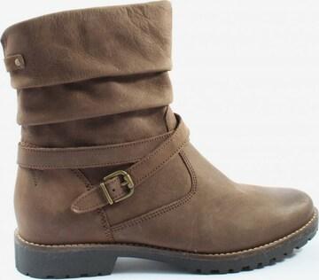 Venturini Milano Dress Boots in 38 in Brown