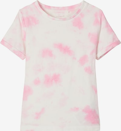 NAME IT T-Shirt in rosa / weiß, Produktansicht