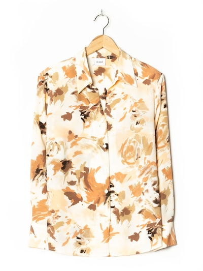 Delmod Bluse in XL in beige, Produktansicht