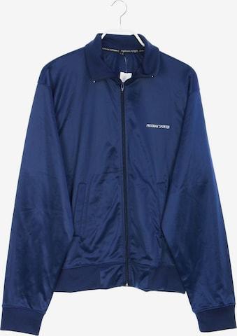 FREEMAN T. PORTER Sweatshirt & Zip-Up Hoodie in XL in Blue