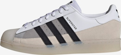 ADIDAS ORIGINALS Sneakers low 'Superstar' in Taupe / Black / White, Item view