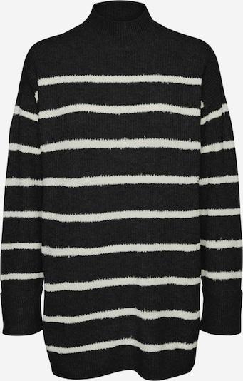 VERO MODA Trui in de kleur Zwart / Wit, Productweergave